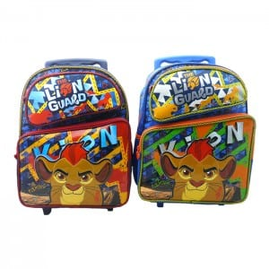 "Lion Guard 14"" Trolley Bag Image"