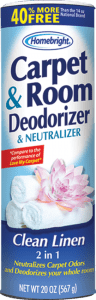 CARPET AND ROOM DEODORIZER LINEN Image