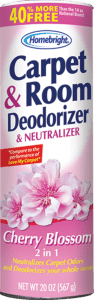 CARPET AND ROOM DEODORIZER CHERRY Image