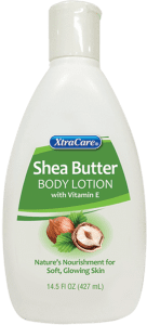 SHEA BUTTER BODY LOTION Image