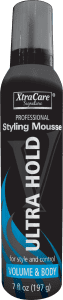 ULTRA HOLD STYLING MOUSSE Image