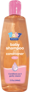 BABY 2IN1 SHAMPOO CONDITIONER Image