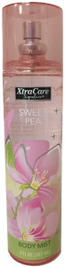Body Mist Sweet Pea Image