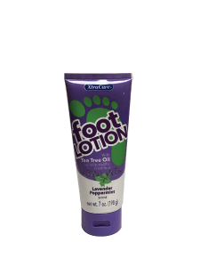 FOOT LOTION- LAVENDER PEPPERMINT Image