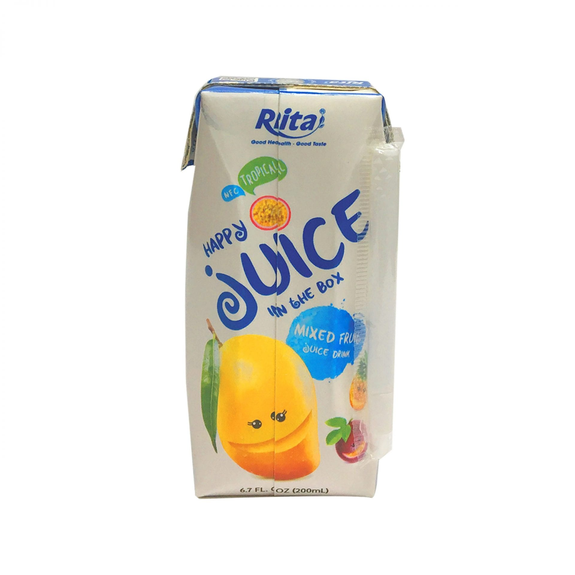 MIXED FRUIT JUICE DRINK Image